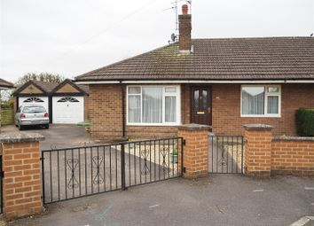 Thumbnail 3 bed semi-detached bungalow for sale in Village Way, Farndon, Newark