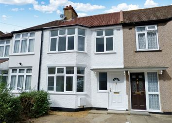 Thumbnail 3 bed terraced house to rent in Wickham Road, Harrow, Greater London