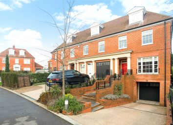 Thumbnail 3 bed end terrace house for sale in Pinehurst Place, Bereweeke Road, Winchester, Hampshire