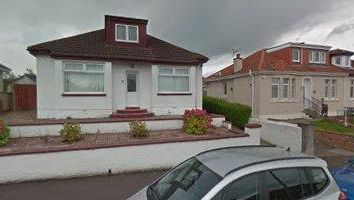 Thumbnail 4 bed bungalow to rent in Coldstream Drive, Rutherglen, Glasgow