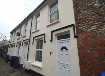 Thumbnail 3 bed property to rent in Field Row, Worthing