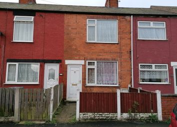 Thumbnail 2 bedroom terraced house to rent in Welbeck Street, Creswell, Worksop