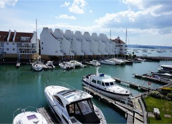 Thumbnail 3 bedroom flat to rent in Moriconium Quay, Poole
