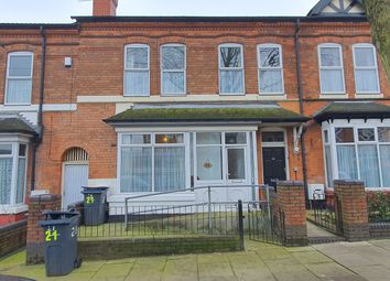 Thumbnail 3 bed terraced house to rent in Beaconsfield Road, Balsall Heath, Birmingham