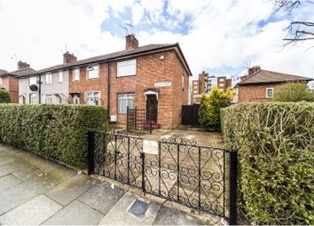 Thumbnail 3 bed end terrace house for sale in Hillyard Road, Hanwell