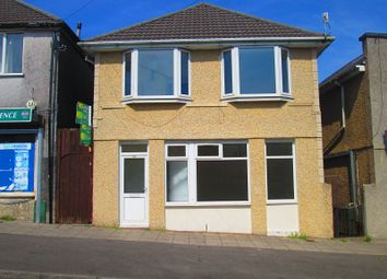 Thumbnail 3 bedroom detached house to rent in Penygraig Road, Townhill, Swansea, City And County Of Swansea.