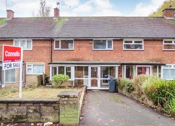 3 bed terraced house for sale in South Road, Northfield, Birmingham B31