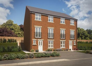 "Thumbnail 3 bed semi-detached house for sale in ""The Eldridge "" at Parsley Close, Easington, Peterlee"