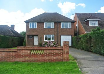 Thumbnail 4 bed detached house to rent in Park Avenue, Old Basing, Basingstoke