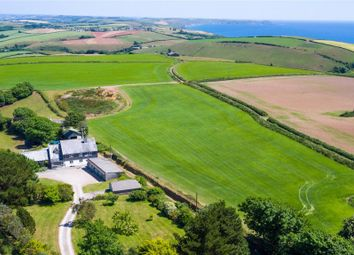 Thumbnail 5 bedroom detached house for sale in St. Winnolls, Torpoint, Cornwall