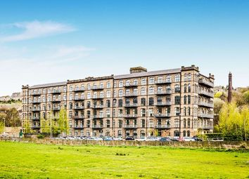 Thumbnail 1 bed flat for sale in Low Westwood Lane, Linthwaite, Huddersfield