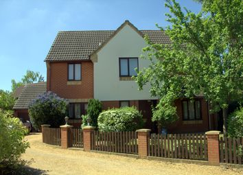 Thumbnail 4 bedroom detached house to rent in The Chase, Brandon