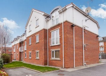 Thumbnail 2 bedroom flat for sale in Lagentium Plaza, Glasshoughton, Castleford