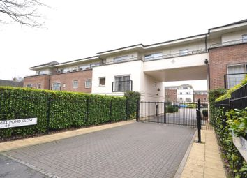 Thumbnail 2 bed flat for sale in Mill Pond Close, London