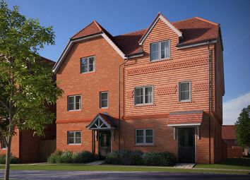 "Thumbnail 4 bed end terrace house for sale in ""The Redwood "" at Brimblecombe Close, Wokingham"