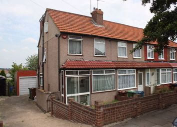 3 bed end terrace house to rent in Tenby Road, Edgware, Middlesex HA8