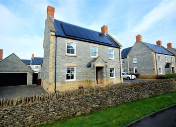 Thumbnail 4 bed detached house for sale in Mistletoe Lane, Shepton Mallet