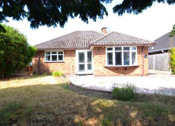 Thumbnail 2 bed detached bungalow for sale in School Lane, Stafford