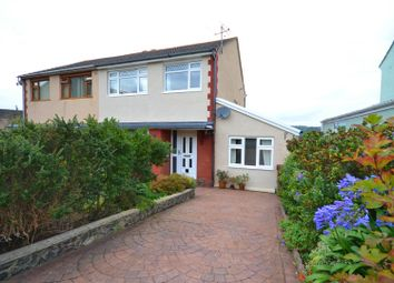 Thumbnail 4 bed semi-detached house for sale in Heol Cynan, Fishguard