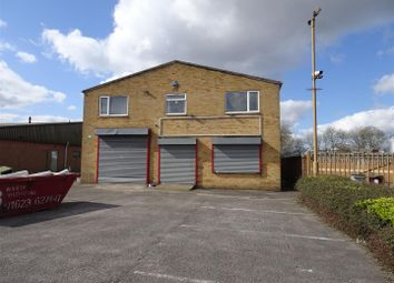 Thumbnail Light industrial for sale in Hermitage Way, Mansfield