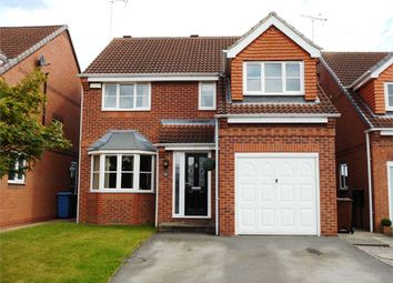 Thumbnail 4 bed detached house for sale in Moses View, Shireoaks, Worksop, Nottinghamshire