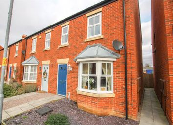 3 bed semi-detached house for sale in Riverside, Market Rasen, Lincolnshire LN8