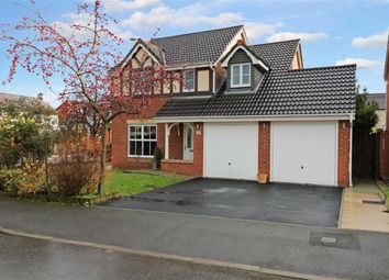 Thumbnail 4 bed detached house for sale in Pinewood Road, Winsford, Cheshire