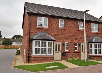 Thumbnail 3 bedroom semi-detached house to rent in Haydock Drive, Carlisle