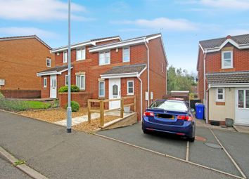 Thumbnail 3 bed semi-detached house to rent in Beaufighter Grove, Tunstall, Stoke-On-Trent