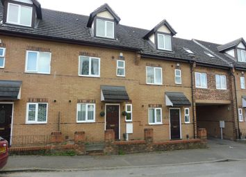 Thumbnail 3 bed town house for sale in Thorpe Street, Raunds, Wellingborough