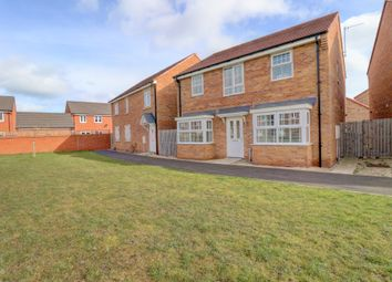 Thumbnail 4 bed detached house for sale in Glen Grove, Blyth