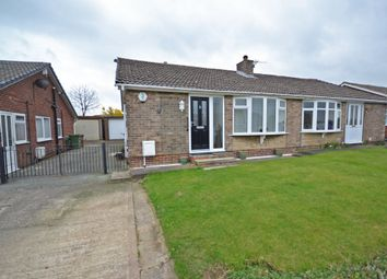 Thumbnail 2 bed semi-detached bungalow for sale in Oakland Drive, Netherton, Wakefield