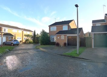 Thumbnail 3 bed detached house to rent in Dunsberry, Peterborough, Cambridgeshire.
