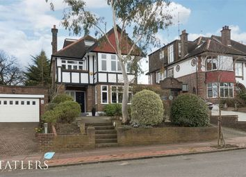 Thumbnail 5 bedroom detached house for sale in Beech Drive, East Finchley, London