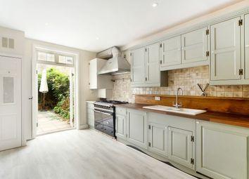 Thumbnail 4 bedroom property to rent in Rowallan Road, Fulham