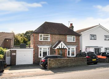 Thumbnail 3 bed detached house for sale in Hailsham Road, Stone Cross, Pevensey
