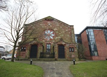 Thumbnail 2 bed flat for sale in Crow Lane East, Newton-Le-Willows