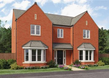 "Thumbnail 4 bed detached house for sale in ""Thames"" at Tadmarton Road, Bloxham, Banbury"