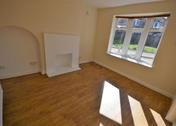 Thumbnail 2 bed terraced house to rent in Tansley Avenue, Wigston