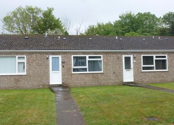 Thumbnail 1 bed terraced bungalow to rent in Dell Court, Dell Road, Lowestoft