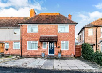 3 bed end terrace house for sale in Newburgh Crescent, Warwick CV34