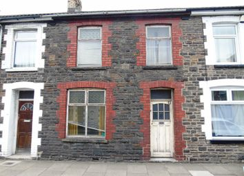 Thumbnail 3 bedroom terraced house for sale in Middle Street, Pontypridd