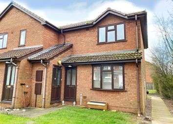 Thumbnail 1 bed flat for sale in Trafalger House, Nelson Drive, Hednesford, Cannock
