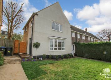 Thumbnail 3 bed end terrace house for sale in Rushey Hill, Enfield