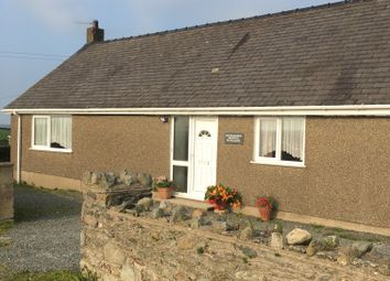 Thumbnail 3 bed semi-detached bungalow to rent in Llanfachraeth, Holyhead