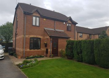 Thumbnail 2 bed semi-detached house to rent in Cardinal Close, Rossington, Doncaster