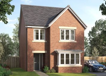 """Thumbnail 4 bed detached house for sale in """"The Mulbrook"""" at Low Gill View, Marton-In-Cleveland, Middlesbrough"""
