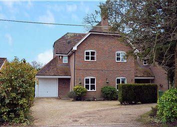 Thumbnail 5 bedroom detached house for sale in Heath End Cottage, Bishopswood Lane, Baughurst
