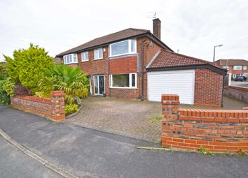 Thumbnail 3 bed semi-detached house for sale in East Downs Road, Cheadle Hulme, Cheadle