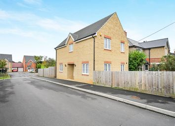 Thumbnail 3 bed detached house for sale in The Gardens, Calne